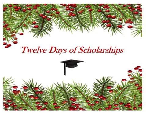 Twelve Days of Scholarships2