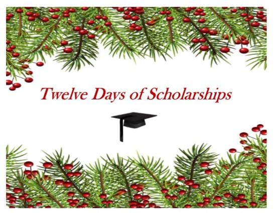 Twelve Days of Scholarships2