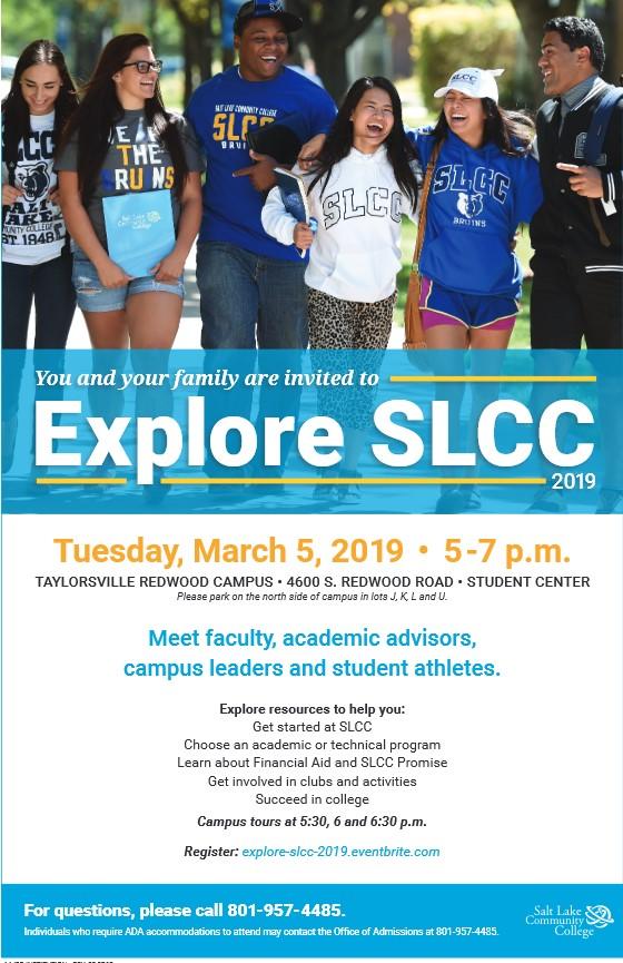 slcc poster