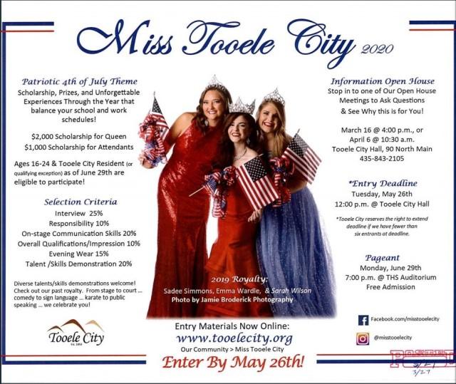 Miss Tooele City